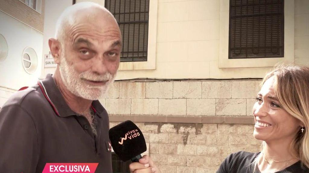 Massimo Stechini, pareja de pepa Flores (Marisol), habla de su amor por primera vez en televisión