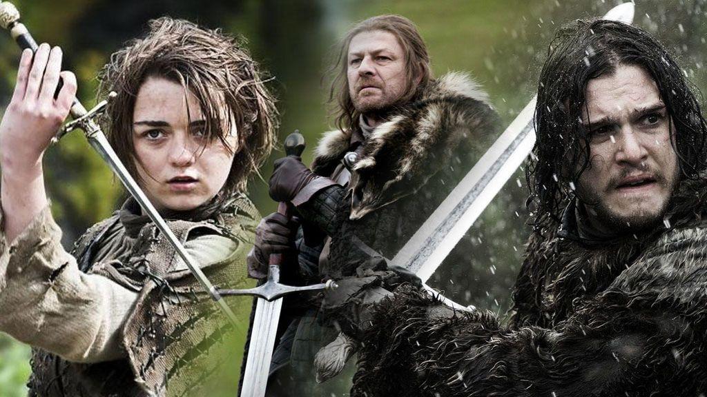 Las tres espadas favoritas de 'Juego de Tronos' del armero de la serie