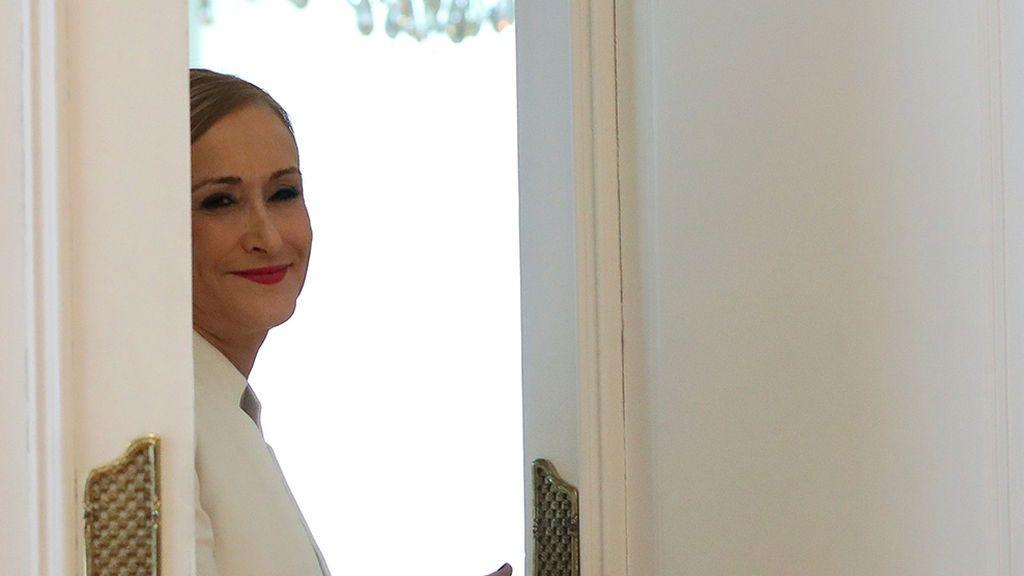 """Cristina Cifuentes: """" Mi salida fue algo diseñado desde un despacho"""""""