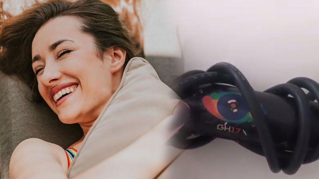 """Adara se lleva a Guadalix uno de sus objetos más preciados de 'GH 17': """"¡Qué fuerte!"""""""