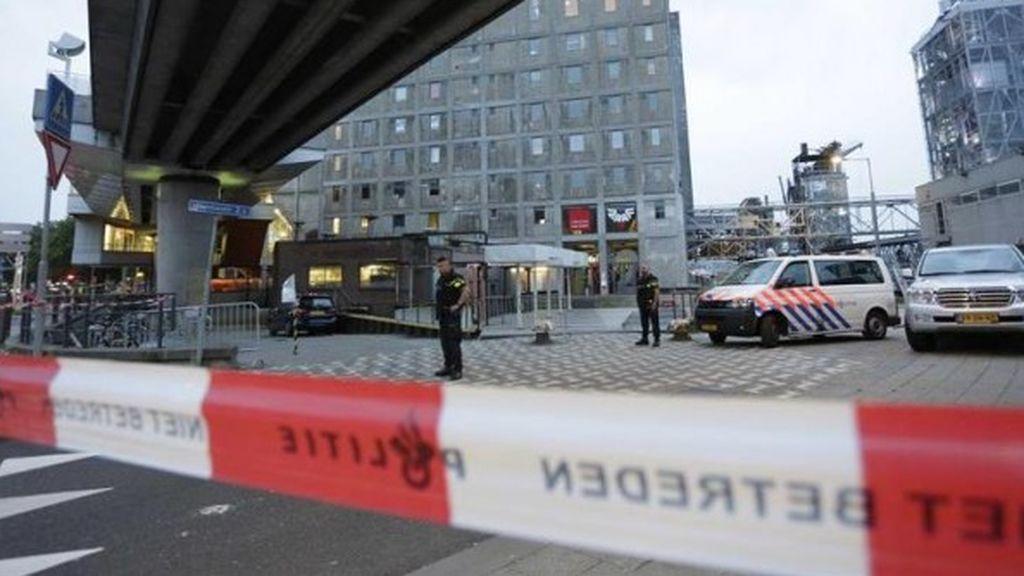 Varios muertos por disparos a las afueras de Róterdam, Países Bajos
