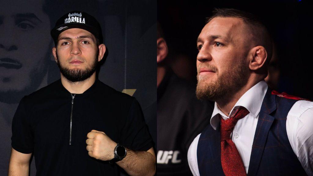 """McGregor, tras la victoria de Khabib en la UFC 242: """"Reservad para mi revancha en Moscú"""""""