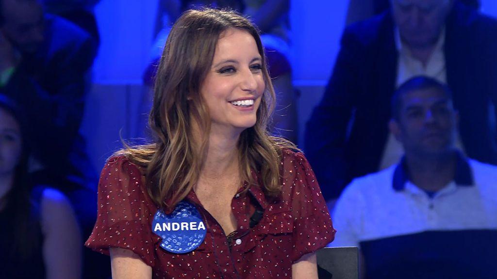 """Andrea Levy se arranca cantando a Mecano: """"Ahora me he venido para abajo"""""""