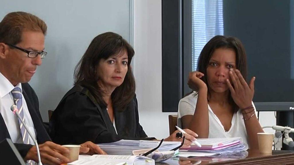 Ana Julia Quezada rompe a llorar en el juicio