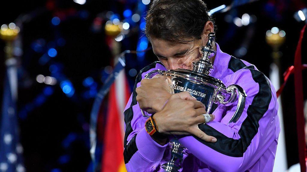 Rafa Nadal levanta ante Medvedev su cuarto US Open  y consigue su 19º Grand Slam