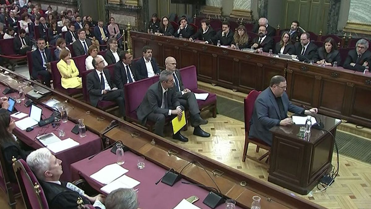 Se abre el año judicial de la sentencia del 'procés'