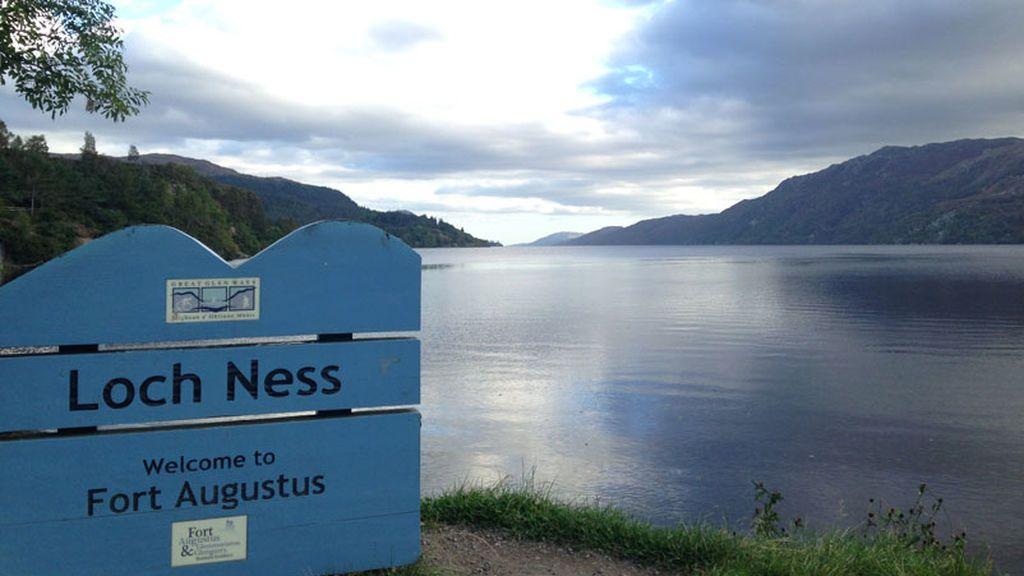 Descubierto el enigma del Lago Ness: qué es realmente el famoso 'monstruo' que nada en sus aguas
