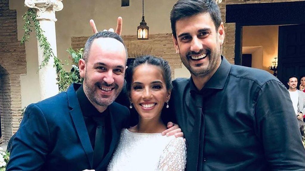 Aciertos y errores de la boda de Melendi