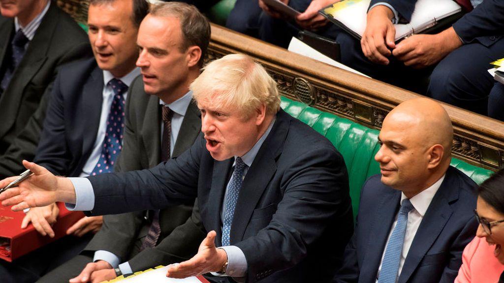 El Parlamento británico suspende su actividad este lunes