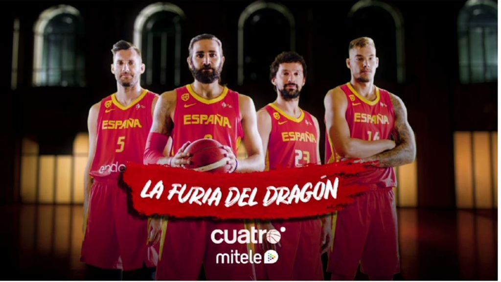 España vence a Serbia en el encuentro más visto del Mundial de Baloncesto en Cuatro hasta la fecha