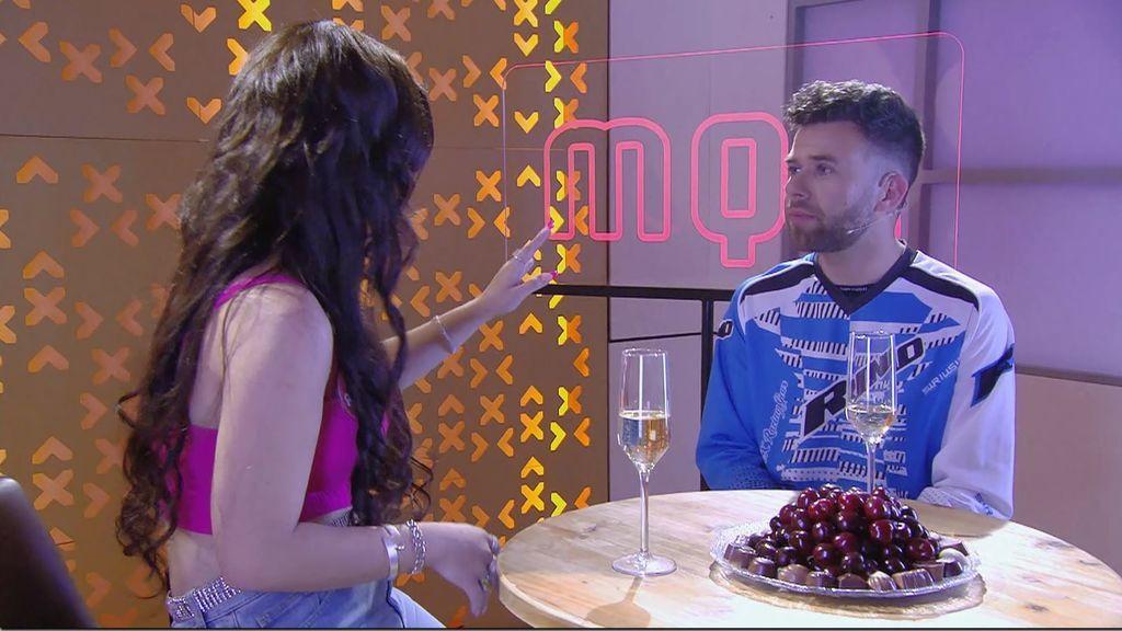 Andrea no quiere una segunda cita con Felix