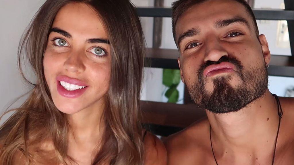 """Violeta 'MyHyV' y Fabio confiesan los secretos de su relación: """"Me gustan todas las posturas"""""""