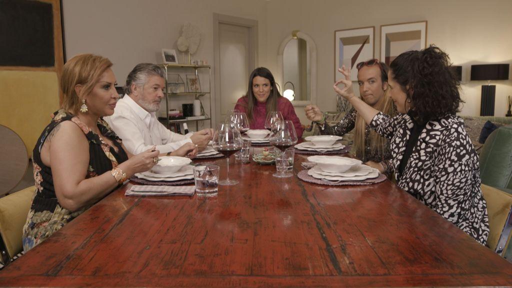 'Ven a cenar conmigo. Gourmet Edition' cierra edición con Laura Matamoros como anfitriona