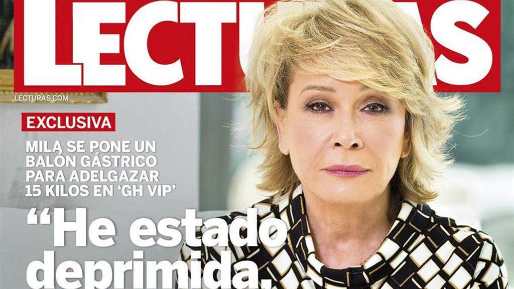 """Mila Ximénez se pone un balón gástrico antes de entrar en 'GH VIP': """"Puedo adelgazar hasta 15 kilos"""""""