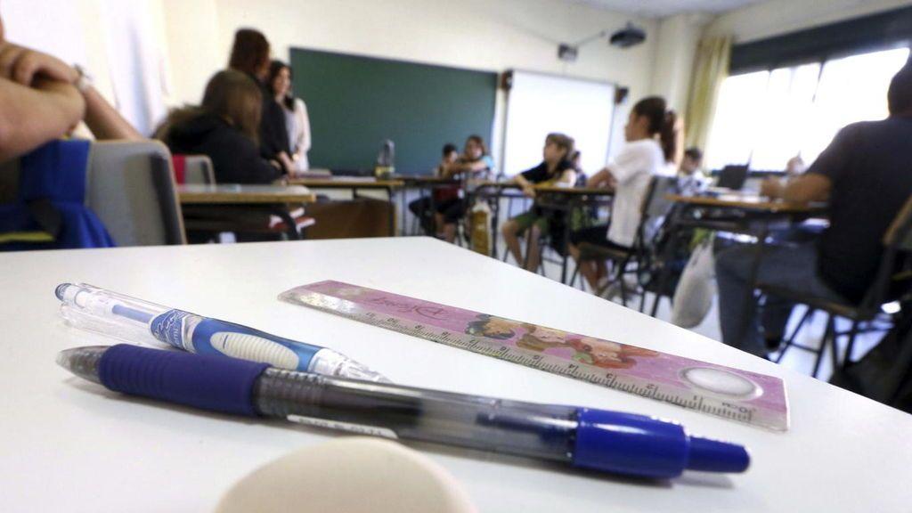Los estudiantes españoles de Secundaria tienen 130 horas más de clase al año que el resto de la OCDE