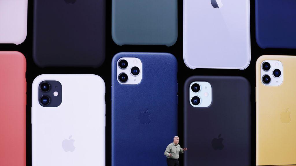 Apple ha presentado los nuevos iPhone 11