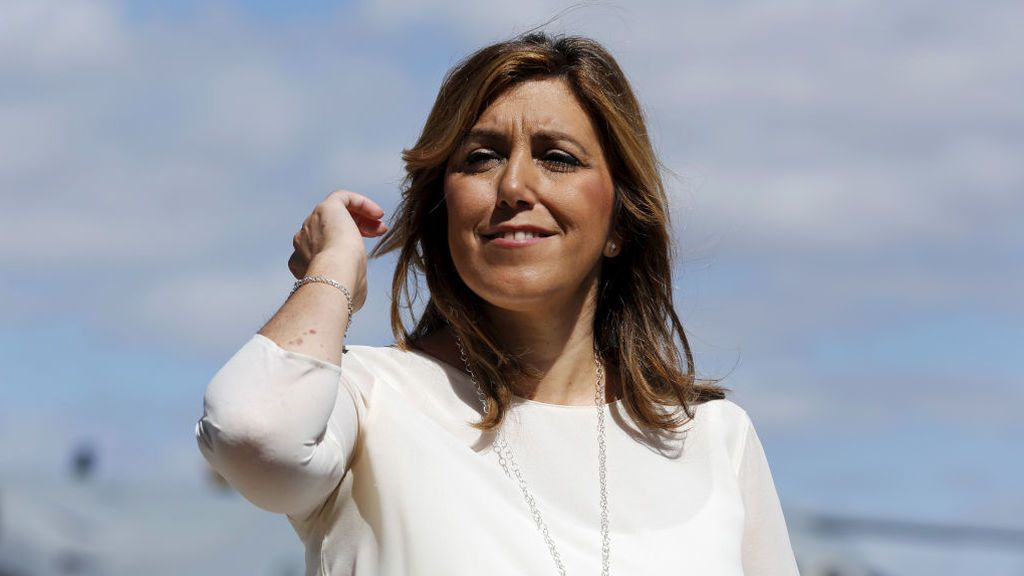 Susana Díaz anuncia en Twitter que está embarazada