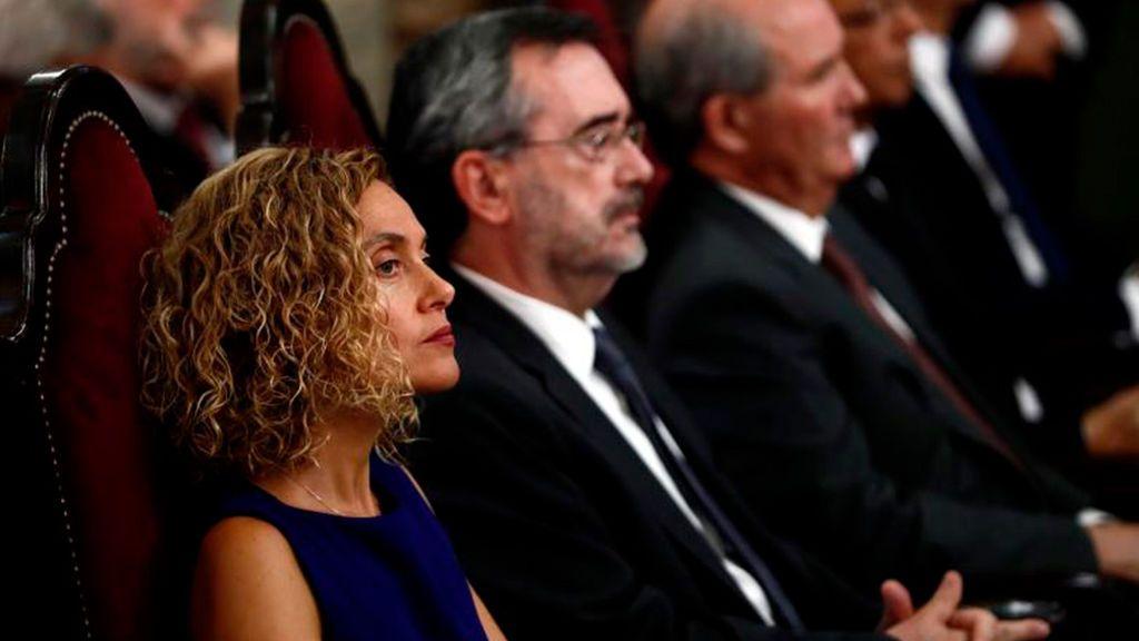 """El presidente del Senado, Manuel Cruz, niega el plagio: """"Son coincidencias mínimas"""""""