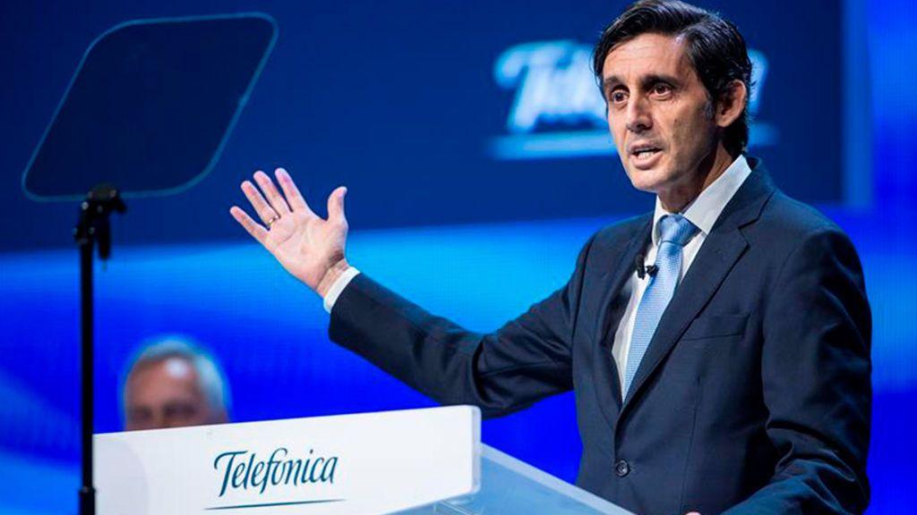 Telefónica plantea recortar su plantilla un 20% para salvar el valor de la compañía