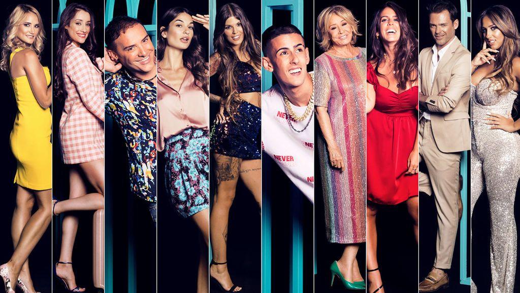 El cameo de Alba Carrillo en 'Sin tetas no hay paraíso' y otras cosas que no sabías sobre los concursantes confirmados de 'GH VIP 7'