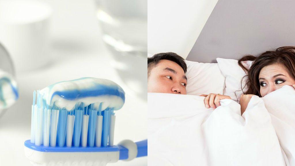 Alerta ante la moda de untar las partes íntimas con pasta de dientes para durar más en el sexo