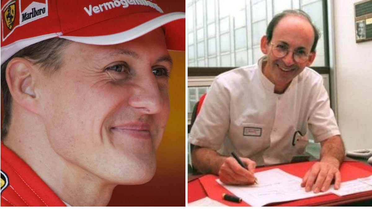 El tratamiento secreto de Michael Schumacher: 48 horas de transfusiones de células madre con una eminencia de la medicina