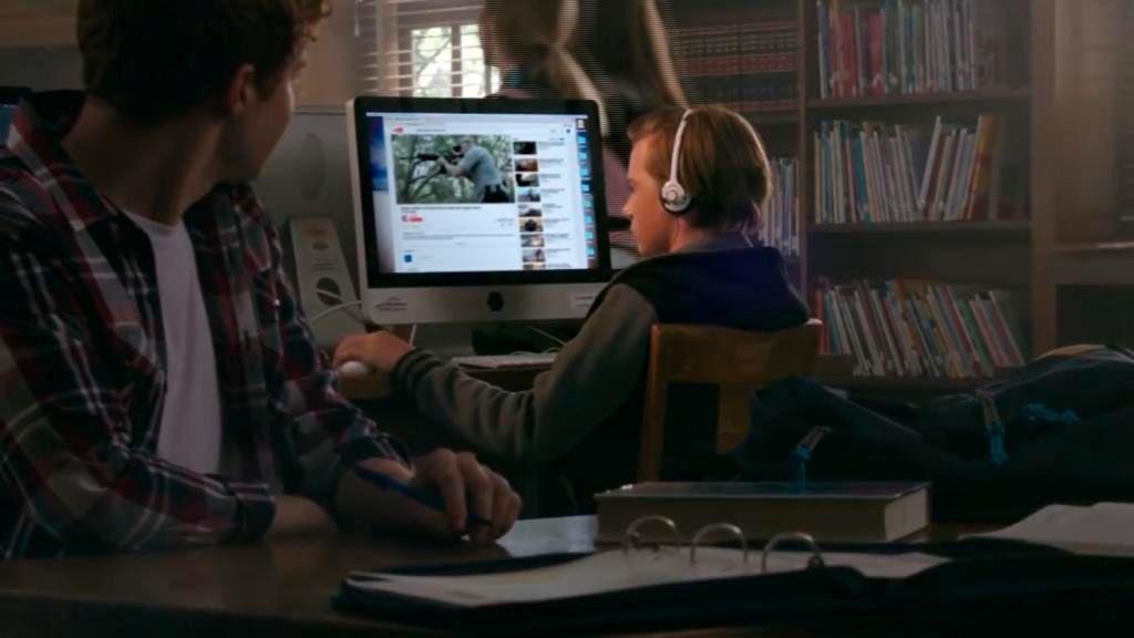 Lo que esconde el vídeo viral que quiere evitar los tiroteos en los institutos de EE.UU