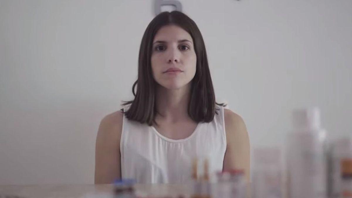 """Marta, protagonista de 'Oxígeno': """"Se puede contar mucho sobre fibrosis quística en solo tres minutos y sin drama"""""""
