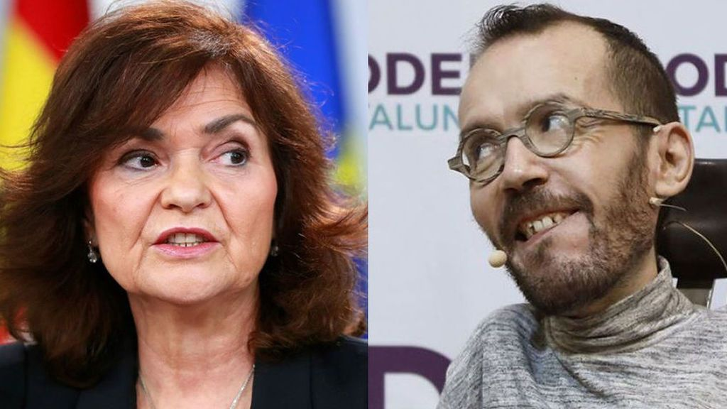 Nueva reunión entre Calvo y Echenique para buscar una investidura de Sánchez