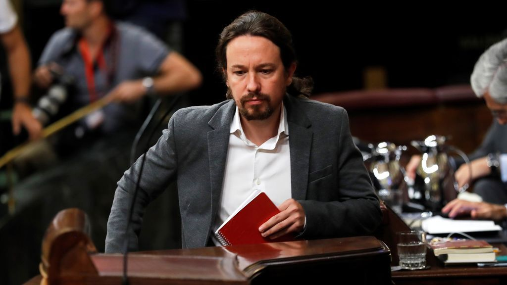 "Iglesias vuelve a ""tender la mano"" a Sánchez para un acuerdo de coalición"