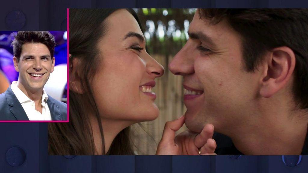 """Estela Grande: """"Me gustaría la reconciliación entre Diego y su padre"""""""