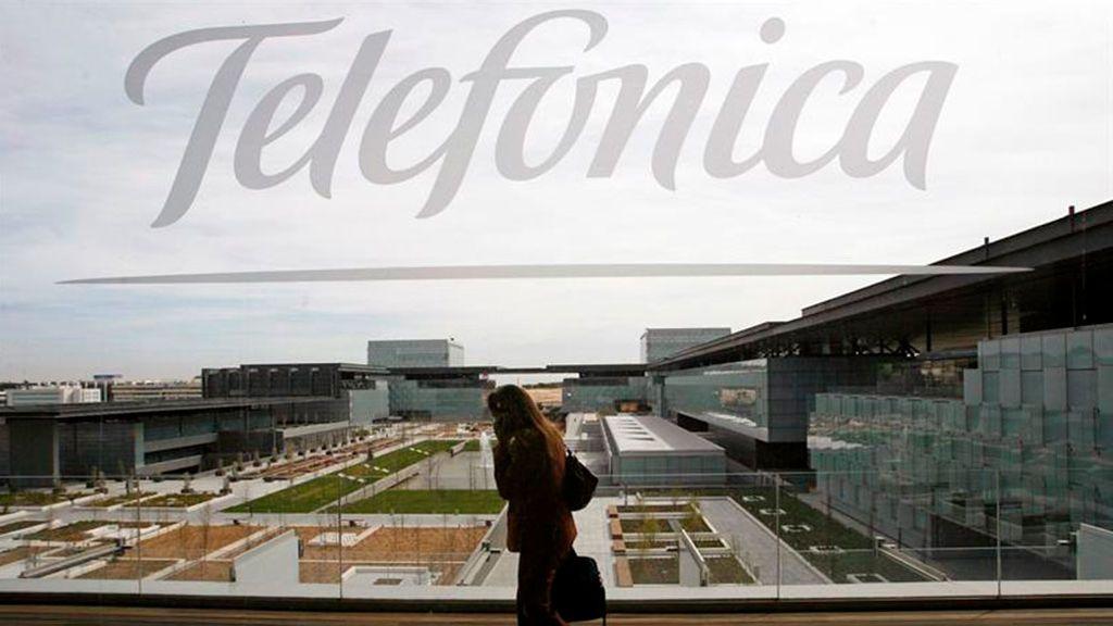 Primera reunión de Telefónica y para negociar el plan de reducción de empleo