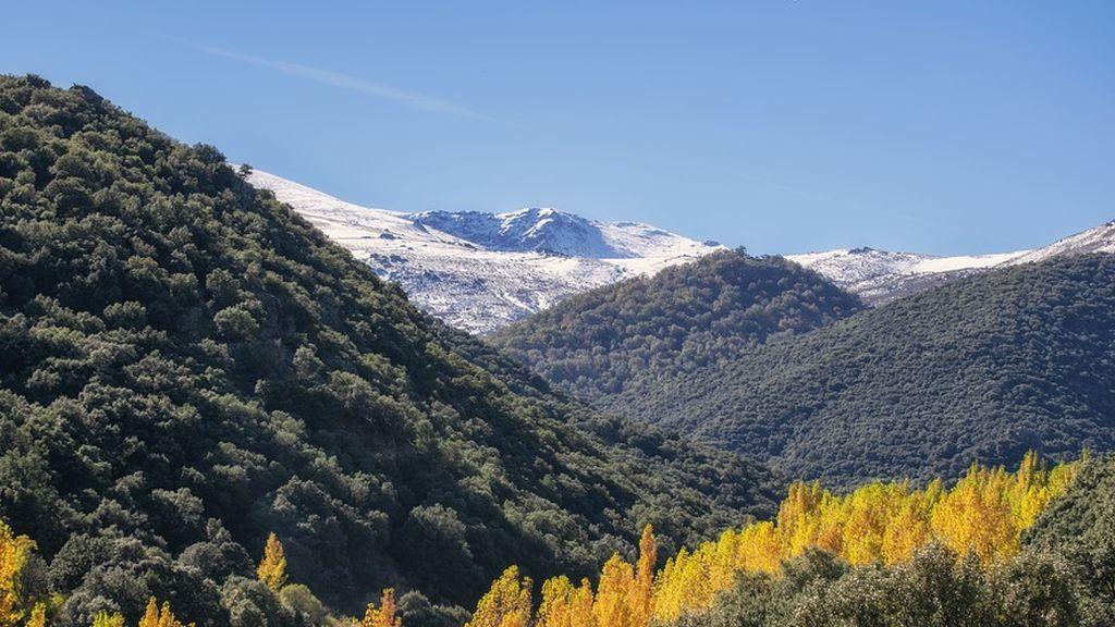 Primeros copos en Sierra Nevada: Granada se cubre de blanco a partir de los 2.600 metros
