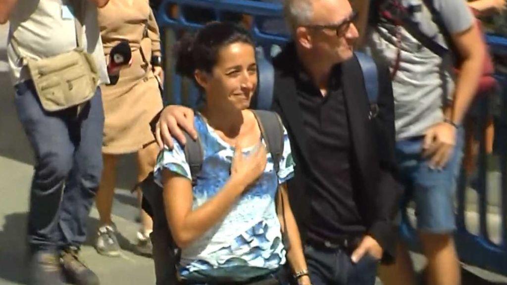 La madre de Gabriel mira a la cara a Ana Julia: declara sin biombo