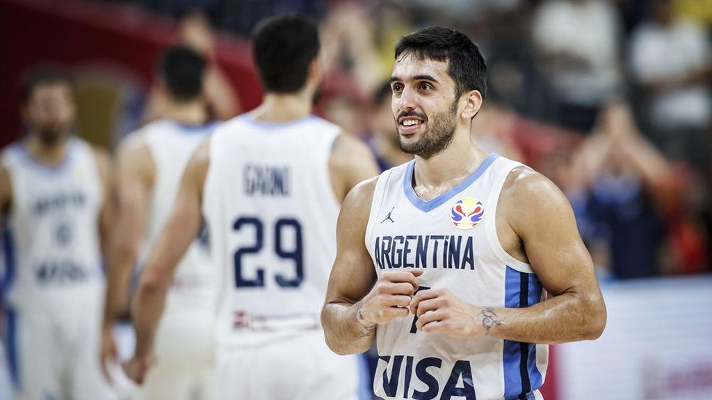 Argentina - (...): en busca de un sitio en la final de la Copa del Mundo FIBA este viernes a las 14.00h en Cuatro y Mitele