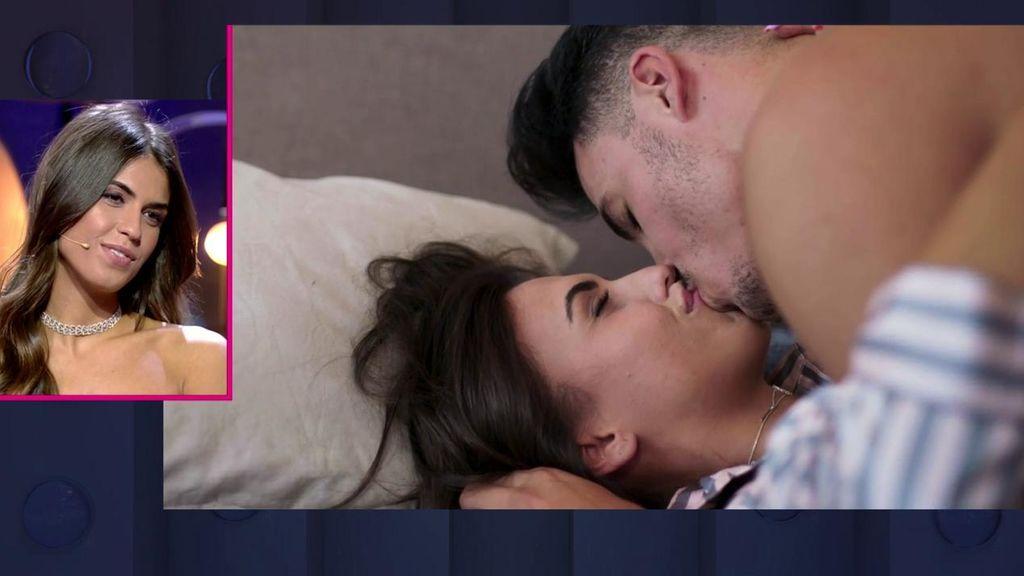 El vídeo de presentación de Kiko Jiménez: besos con Sofía y pullitas a Gloria Camila