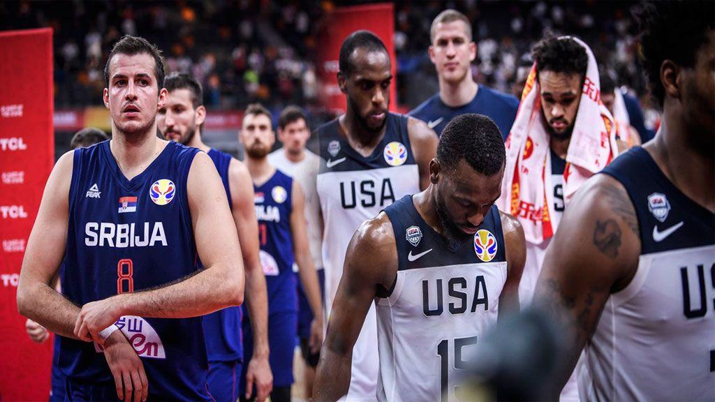Serbia-Estados Unidos y Polonia-(...): la lucha por el quinto puesto este jueves en Mitele y la App de Deportes Cuatro