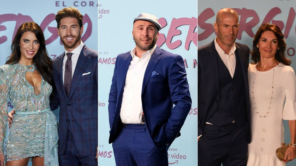 Aciertos y errores del estreno del documental de Sergio Ramos