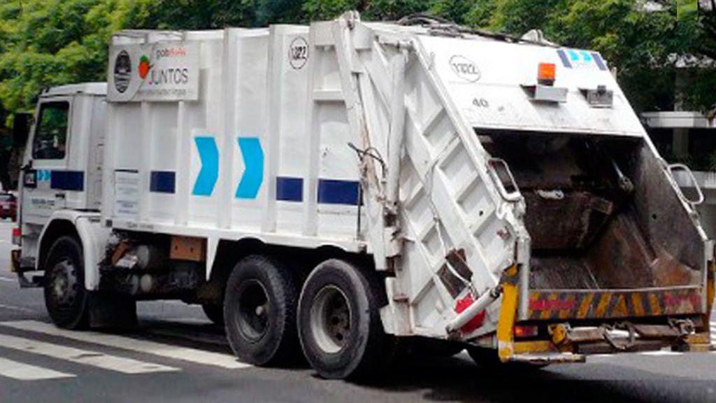 Muere atropellada por un camión de basura una mujer de 78 años en Guipúzcoa