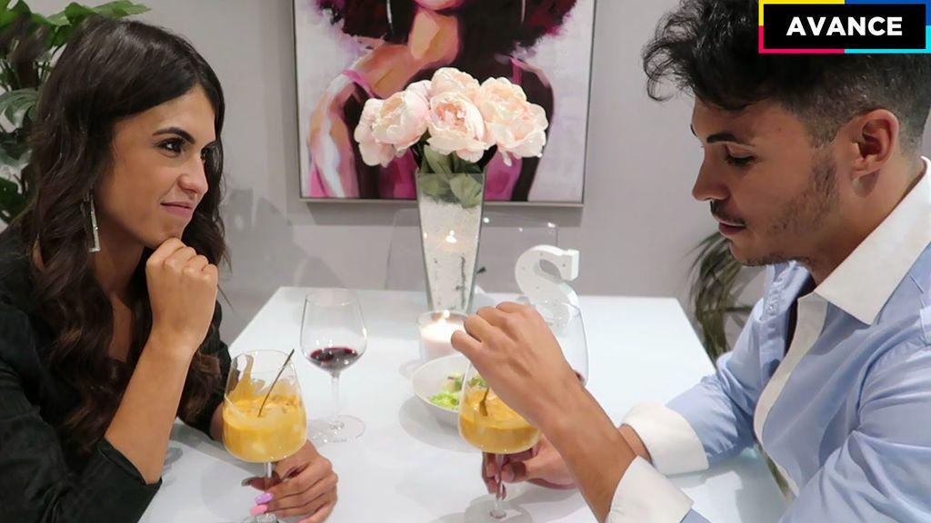 Avance | La última cena de Sofía y Kiko antes de 'GH VIP', mañana en mtmad