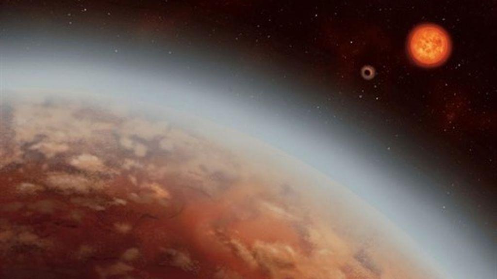 Descubren agua por primera vez en un mundo en zona habitable