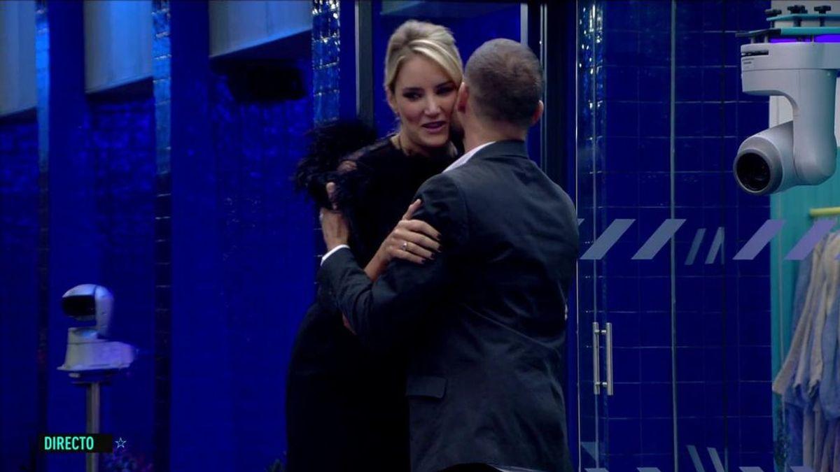 Antonio David y Alba Carrillo protagonizan el primer enfrentamiento de 'GH VIP 7'