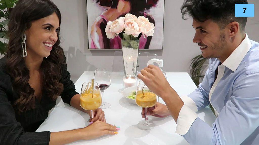 """""""Llevo 6 años intentando estar contigo"""": Sofía se confiesa en su última cena con Kiko (1/2)"""