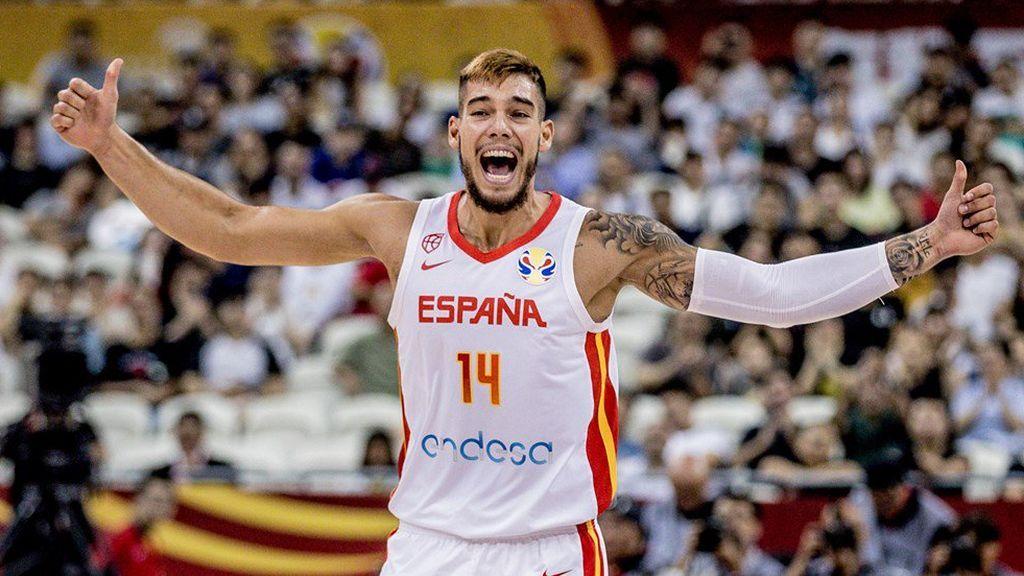 La victoria de España ante Polonia en el Mundial de Baloncesto lidera su franja de forma absoluta e impulsa a Cuatro a anotarse el triunfo de la sobremesa