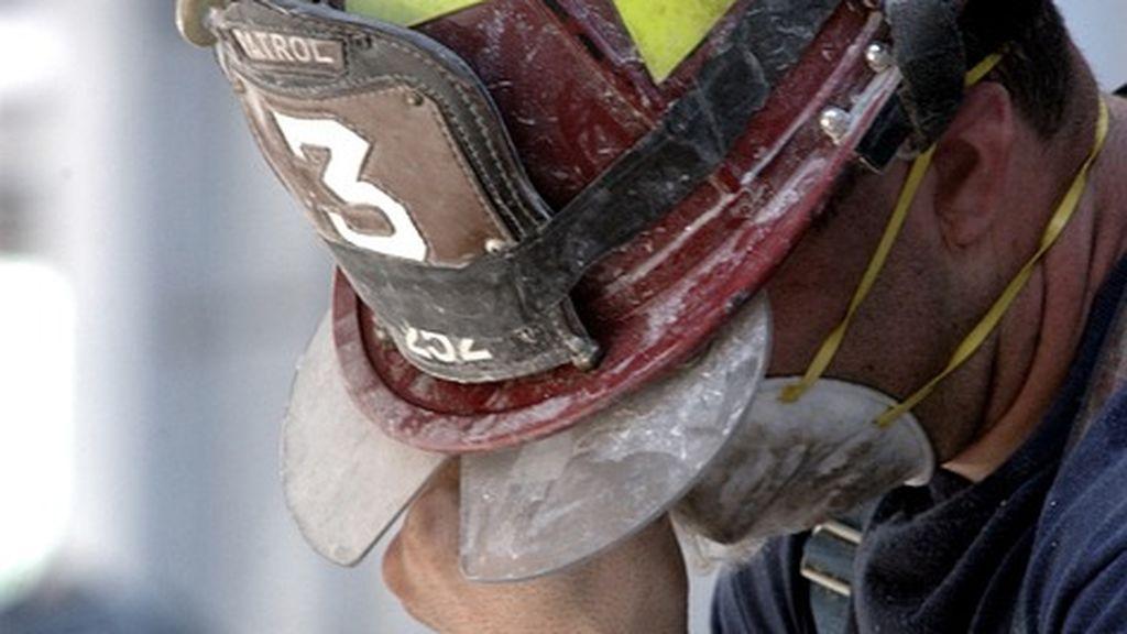 Los bomberos que participaron en el rescate del 11S siguen falleciendo