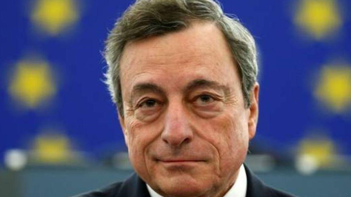 El BCE baja tipos al -0,5% y anuncia compras de bonos por valor de 20.000 millones al mes