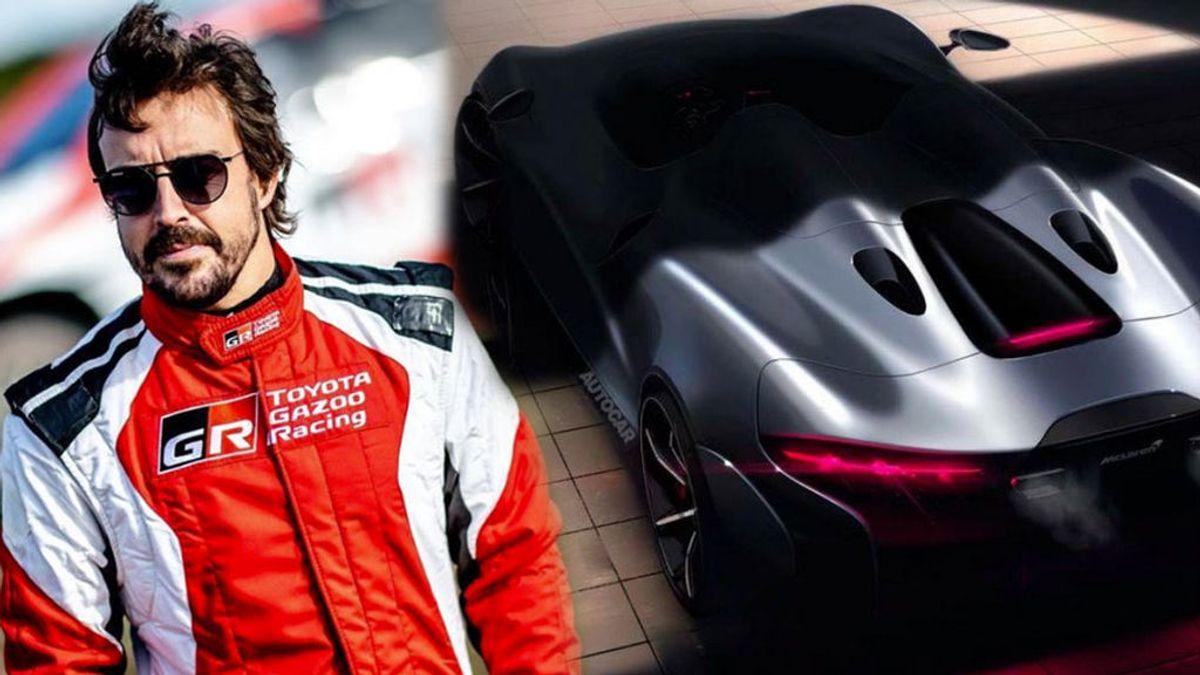 El capricho de un millón de euros de Fernando Alonso: así es su nuevo coche