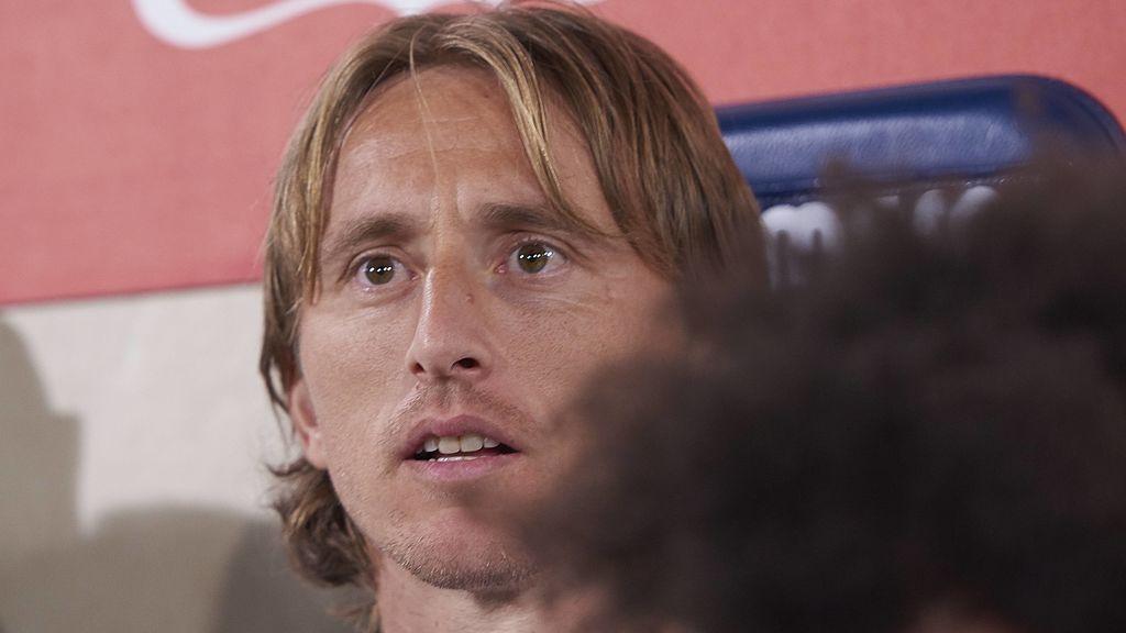 Continúa la plaga de lesiones en el Real Madrid: Modric, KO