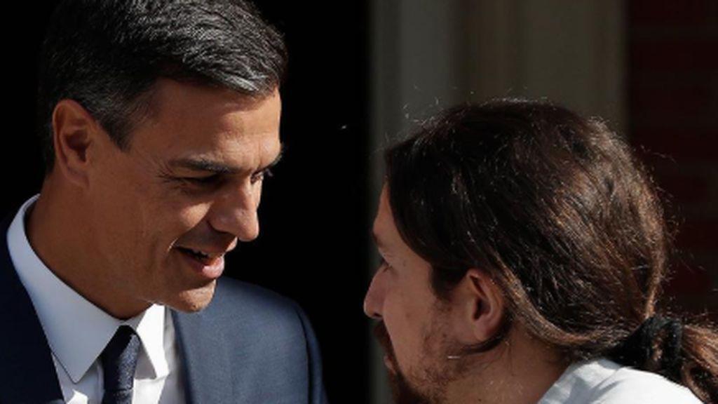 Pedro Sánchez apuesta por elecciones y rechaza la última oferta de Pablo Iglesias