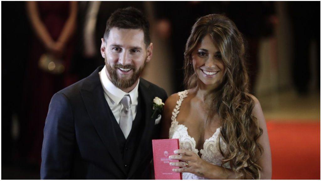 """La declaración de amor de Leo Messi a Antonela: """"Eres todo para mí"""""""